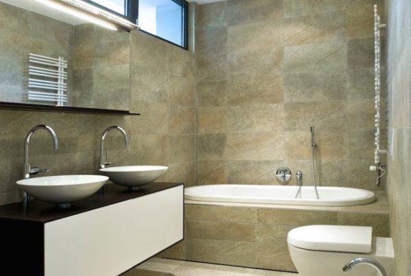 Badkamersspanplafond, spanplafonds